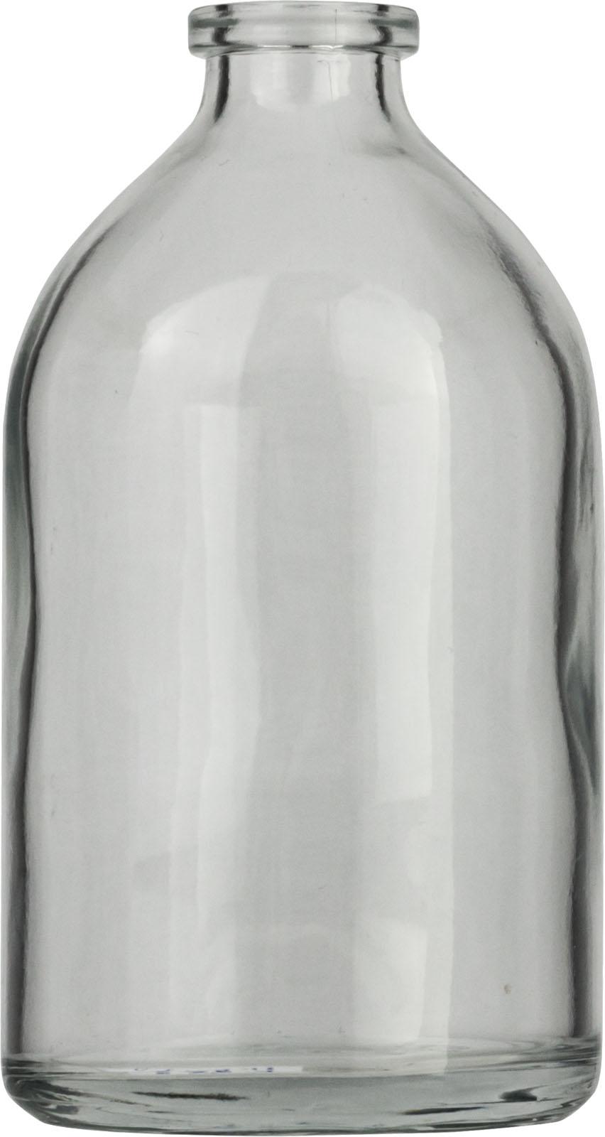 Vial N20-100, RR, k, 51,6x94,5, fl., DIN