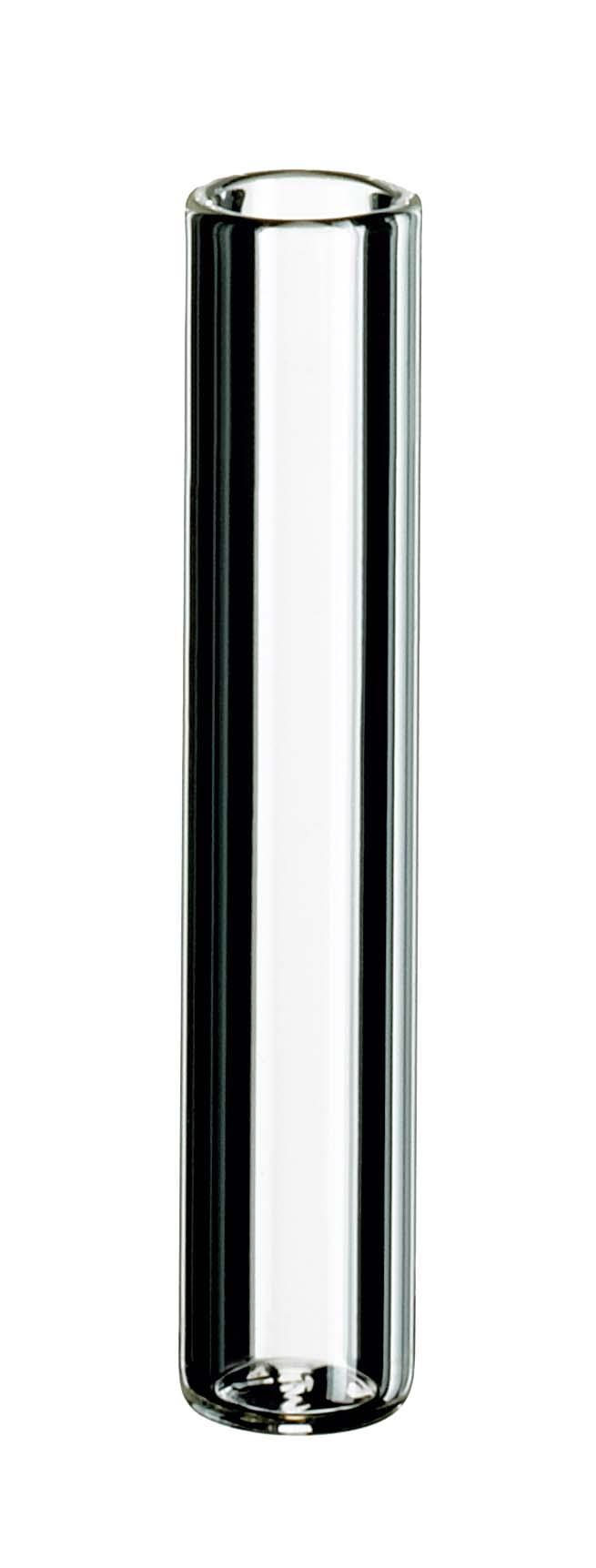 0,2ml Mikroeinsatz, 31 x 6mm, Klarglas, mit flachem Boden (>>> silanisiert