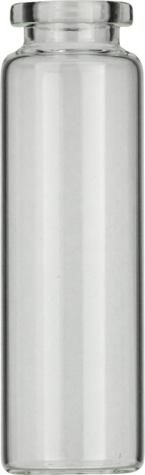 Vial N20-20, RR, k, 23,25x75,5, fl., DIN