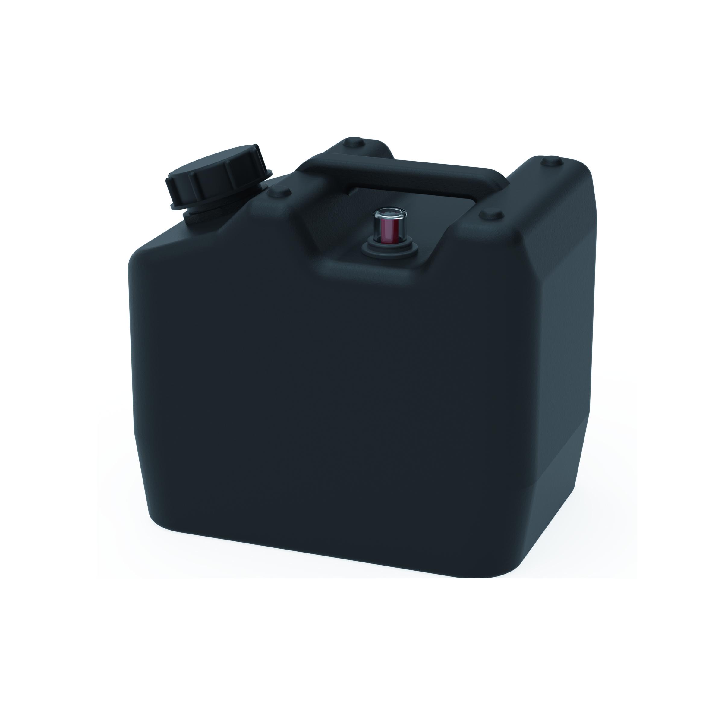 Kanister S60/61 mit Füllstandsanzeige  Kanister mit Gewinde S60/61 (DIN60/61) zum Sammeln flüssiger Abfälle mi