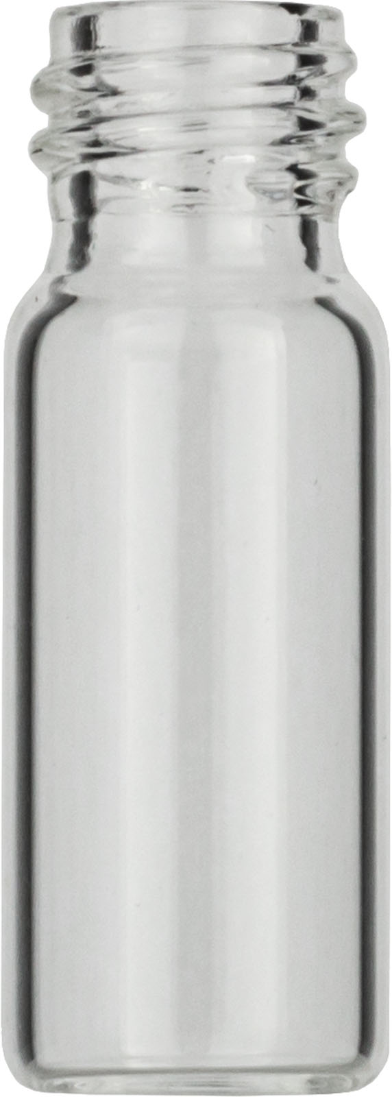 Vial N10-1.5, GW, k, 11,6x32, flach
