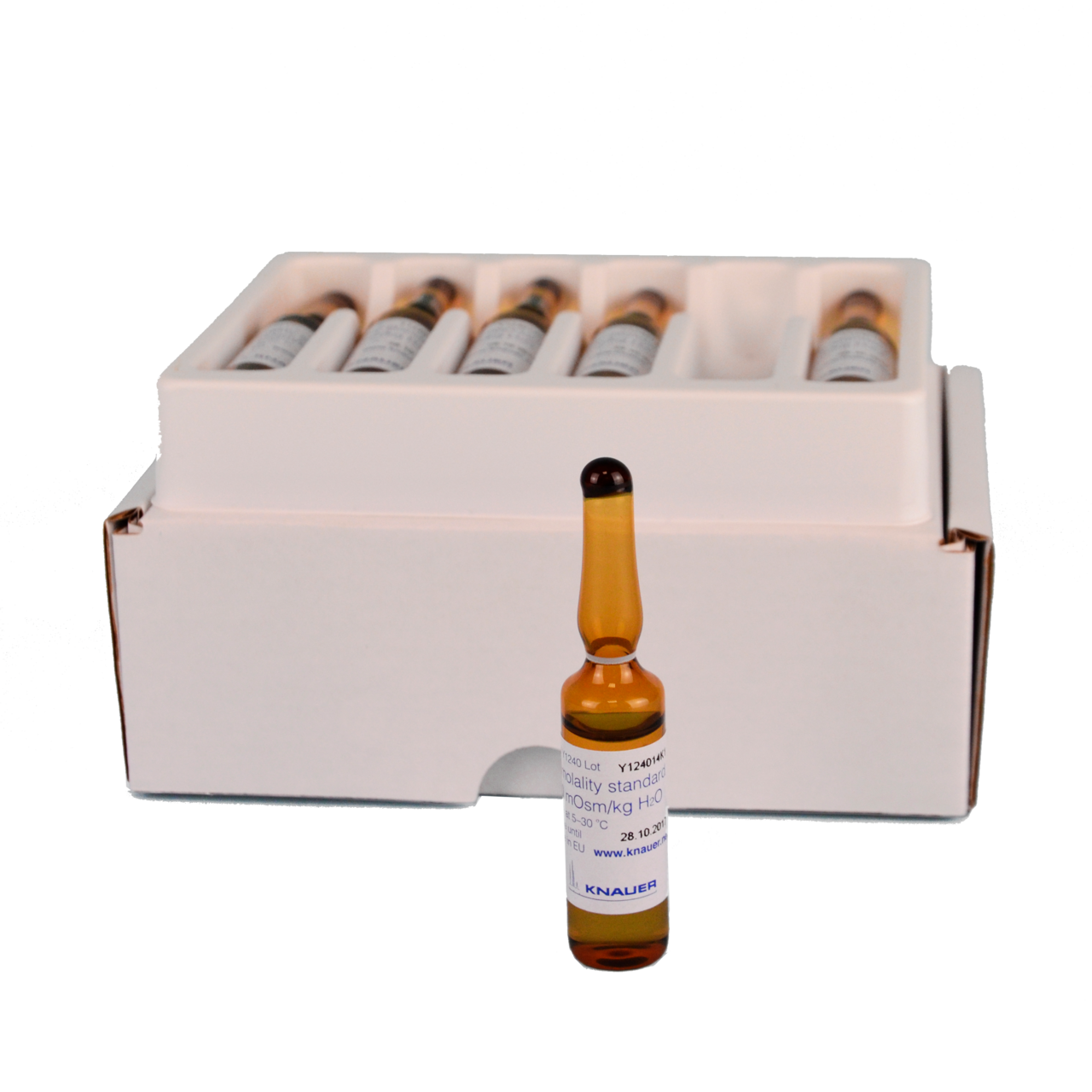 300 mOsmol/kg calibrating solution 12 vials, 5 ml each certified CoA available online