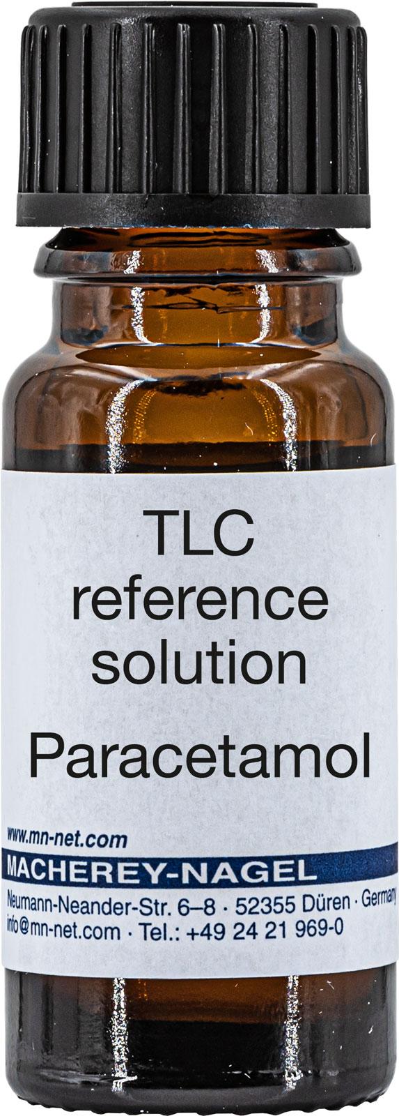 Paracetamol-Vergleichslösung, 8 mL