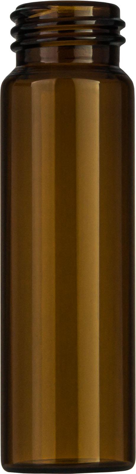 Vial N24-40, GW, b, 27,5x95, flach